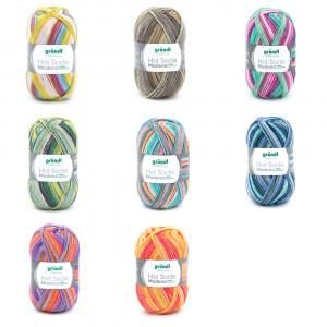 Gründl Wolle Hot Socks Madena 100g