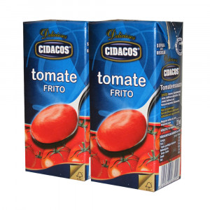 Tomate Frito, Tomatensauce, 2x400g