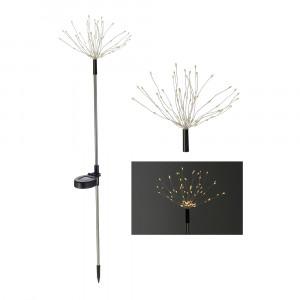 LED Solar Gartenstecker Firework