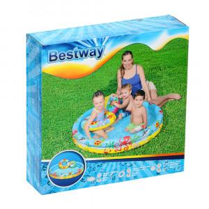 Pool Set mit Schwimmring und Ball