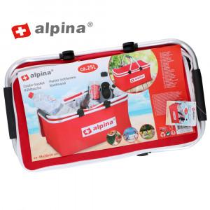 Alpina Kühlkorb, 25 Liter
