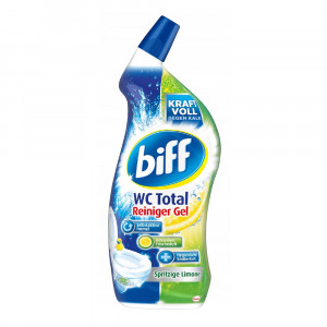 Biff WC Total, Spritzige Limone, 750ml