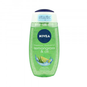 Nivea Duschgel, Lemongrass & Oil, 250ml